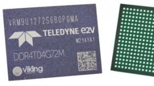 Teledyne e2v, 우주용 애플리케이션 위한 최초의 내방사선 DDR4 메모리 공개